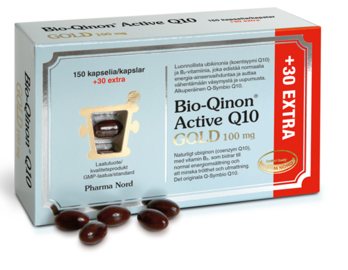 Bio-Qinon® Q10 GOLD 100 mg